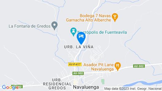 Luxury Le Village Apt Nr Puerto Banus Map