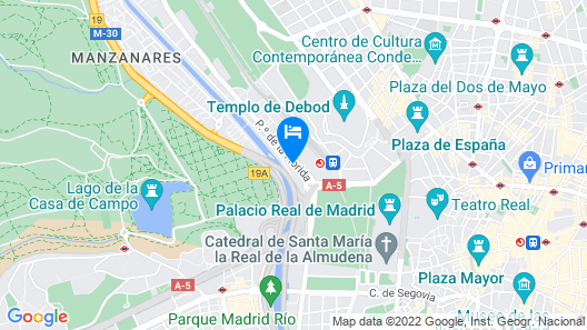 Acta Madfor Map