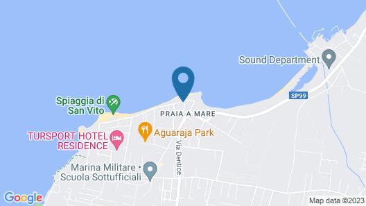 Casa Vacanze da Chiara Map