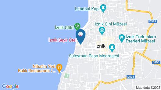 Seyir Butik Map