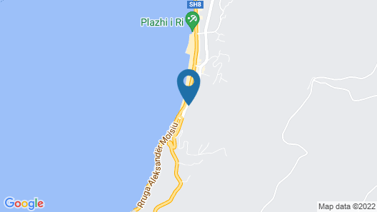 Yacht Hotel Map