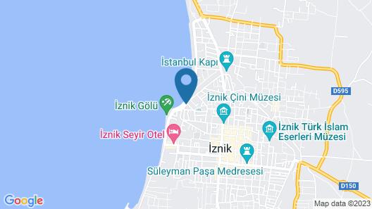 Cem Hotel Map