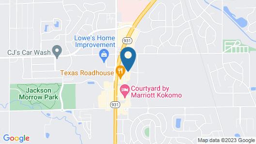 La Quinta Inn & Suites by Wyndham Kokomo Map