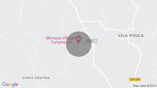 Giesta Villa Mimosa Village Map