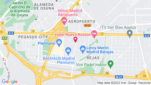 Axor Feria Map