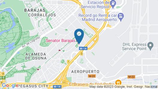 Senator Barajas Map