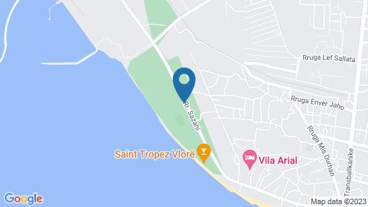 Vila Licenji Map