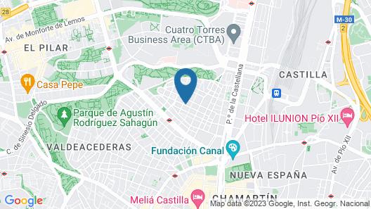 Hostal Casa Sofía Map