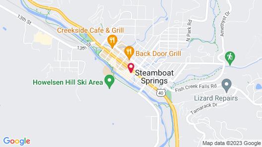 Howelsen Place - H305B Map