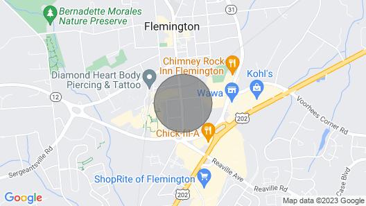 Main Street Livin Map