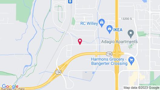 Homewood Suites By Hilton Salt Lake City Draper Map