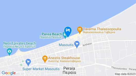 Golden Star City Resort Map
