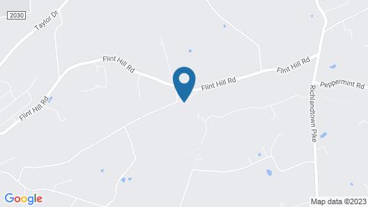Flint Hill Farm AG Map
