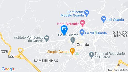 Residencial Ferrinho Map
