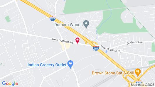 Fairfield Inn & Suites by Marriott Edison-South Plainfield Map