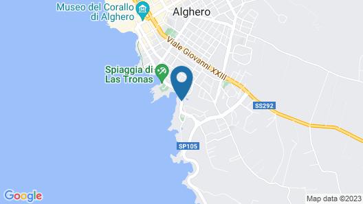 Hotel Carlos V & SPA Map