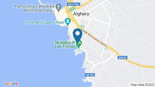 Hotel El Balear Map