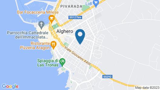 Porrino  Map