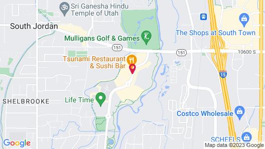 Home2 Suites by Hilton Salt Lake City/South Jordan, UT Map