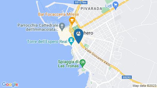 Hotel La Margherita & SPA Map