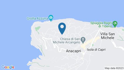 Al Mulino Map