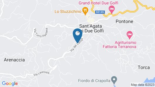 Villa Persico Map