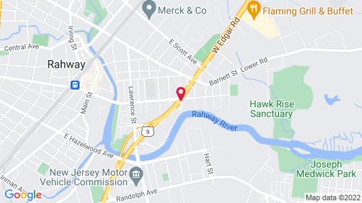 Home2 Suites by Hilton Rahway, NJ Map