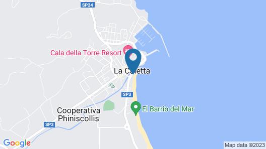 Relais BeneMari Map