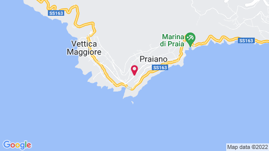 Hotel Margherita Map