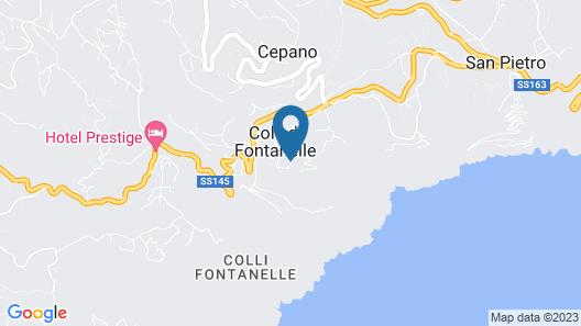 B&B Villa Costanza Map
