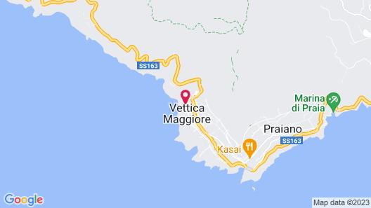 Casa Angelina Map