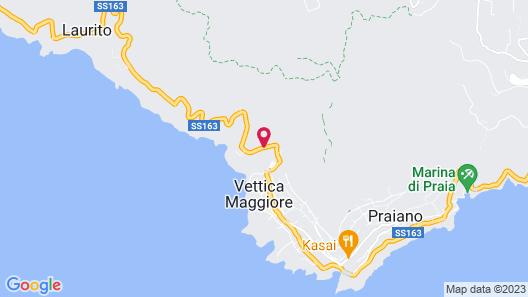 Hotel Pellegrino Map