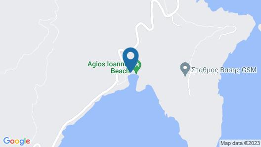 Thassos Grand Resort Map