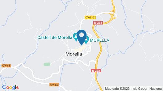 Duplex in the Center of Morella Map
