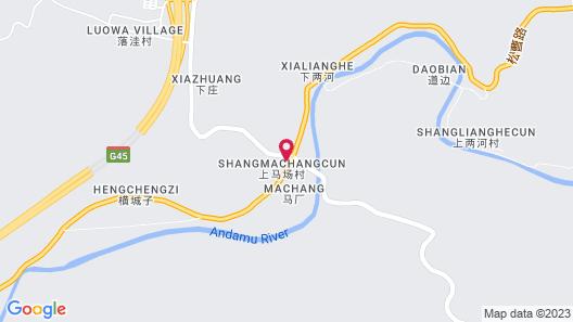 Gu Bei Shui Zhen Ya Qin Inn Map