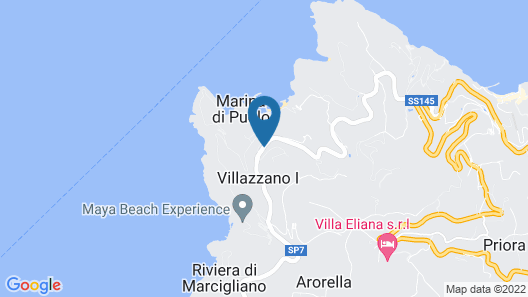 MelRose Relais Map