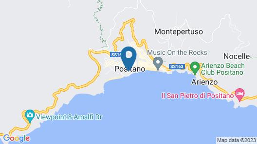 Casa Teresa Map
