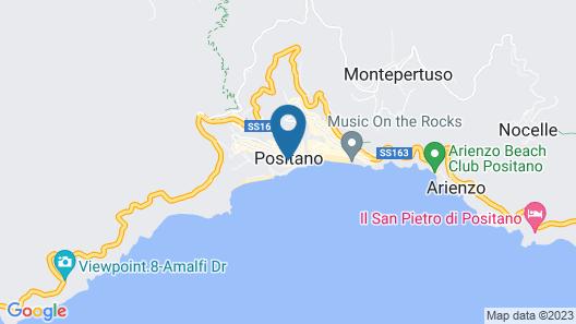 Hotel Montemare Map