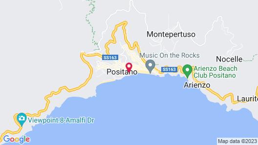 Miramare Map
