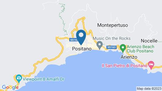 Hotel Villa Franca Map