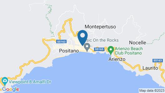 Alcione Residence Map