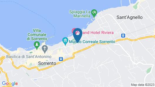 Don Antonino Relais Map