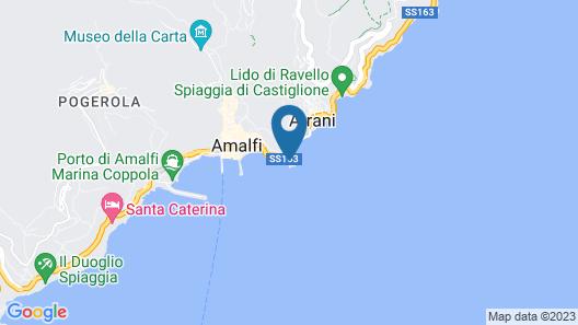 Luna Convento Map
