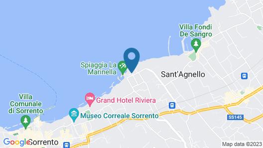 Porto Salvo Map