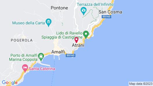 Palazzo Ferraioli Hotel & Wellness Center Map