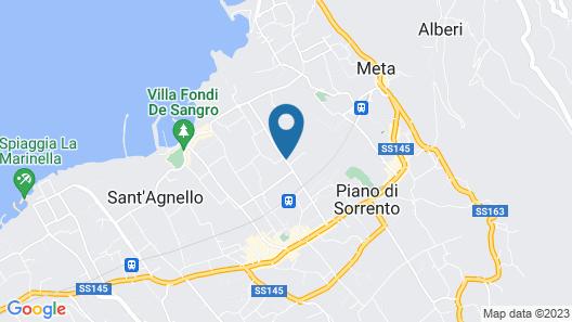 Relais Francesca Map