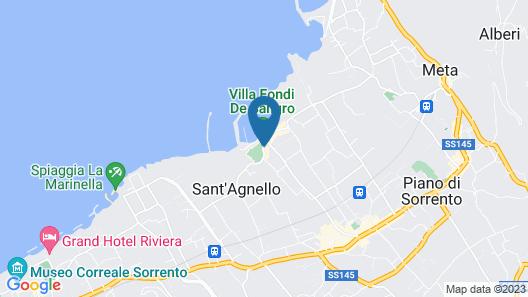 Villa Il Principe Map