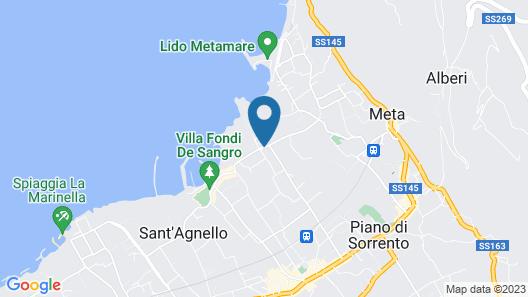 Hotel Soleluna Map