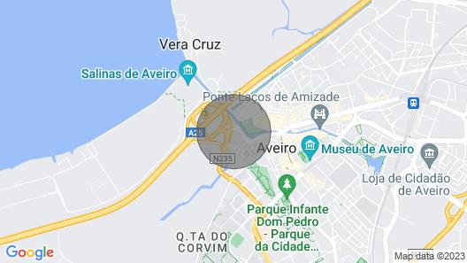 Salinas View - Aveiro Map