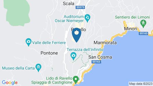 Villa Amore Map